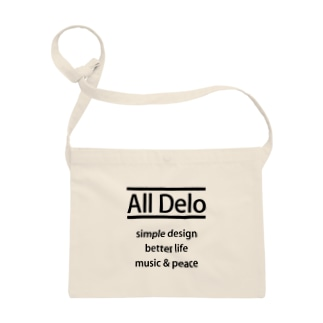 All Delo - better life Sacoches