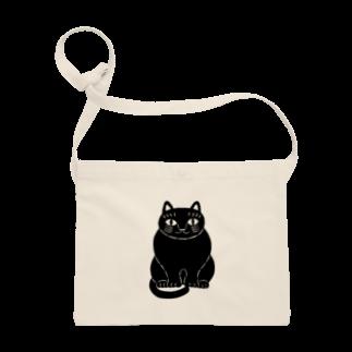 mikepunchの黒猫さん Sacoches