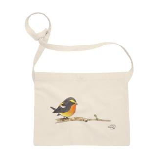 -KIBITAKI No.1- Bird call Sacoches