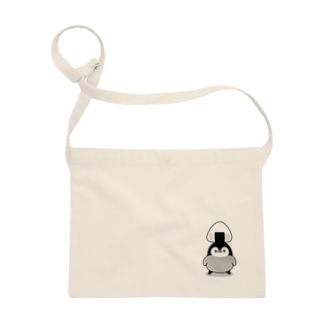 心くばりペンギン / おにぎりver. Sacoches