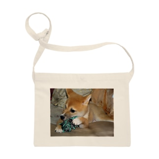 日本の犬:柴犬 Japanese dog: Shiba inu Sacoches