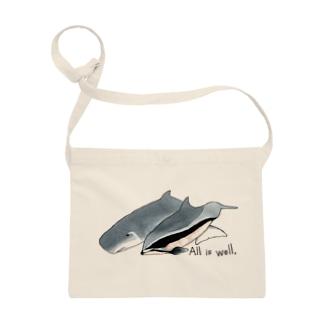 鯨類好きマニア向け Sacoches