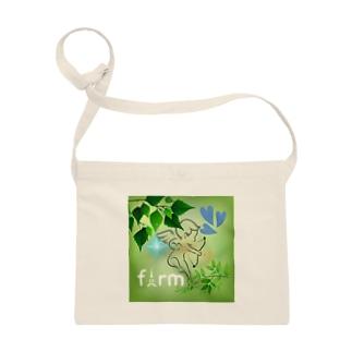farm エンゼルちゃん Sacoches