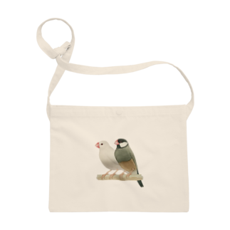 nebulianの文鳥のグッズ Sacoches