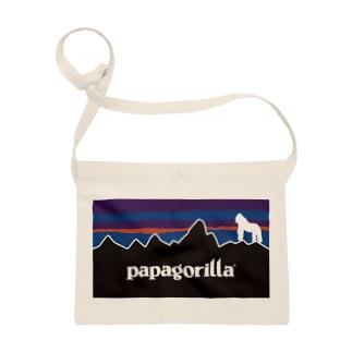 PAPAGORILLA Sacoches