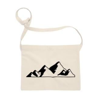 山 Sacoches