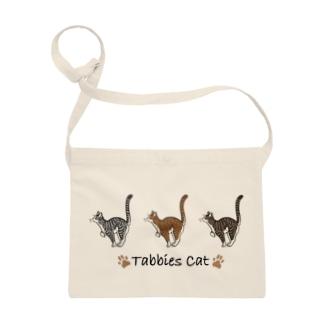 Tabbies Cat(マッカレル) Sacoche
