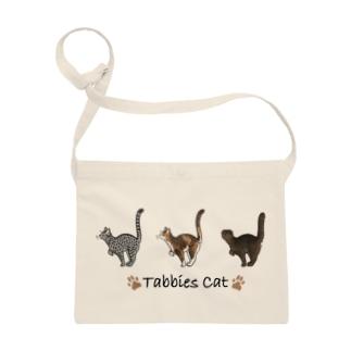 Tabbies Cat(タビー系) Sacoches