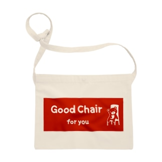 Good Chair for you (赤ラベル) Sacoches