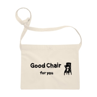 Good chair for you (ライン) Sacoches