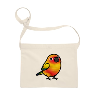 Chubby Bird コガネメキシコインコ Sacoches