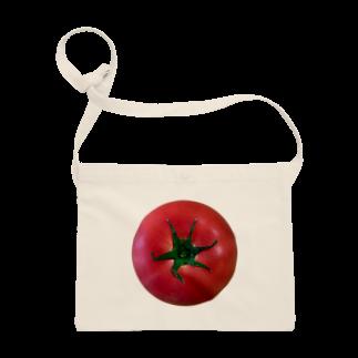 ポメ村ポメラニアンのトマト Sacoches
