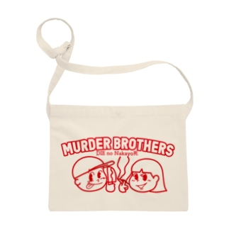 MURDER BROTHERS Sacoches