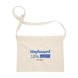 Haphazard Life. [Basic sacoche] Sacoches
