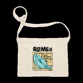 SHOP ROMEO のRomeo My name is mollusca Sacoches