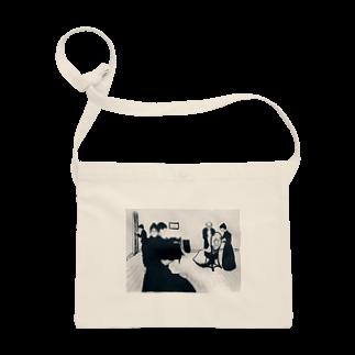 Art Baseのムンク / The Death Chamber / Edvard Munch / 1896 Sacoches