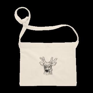HELLL - ヘル - の左手で描いた鹿 Sacoches