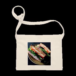preppの作るのに1年掛かるサンドイッチ Sacoches