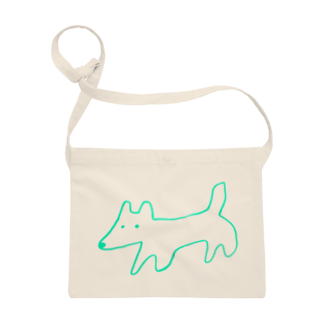 STORE(ストア)のinu-kitsune green Sacoches