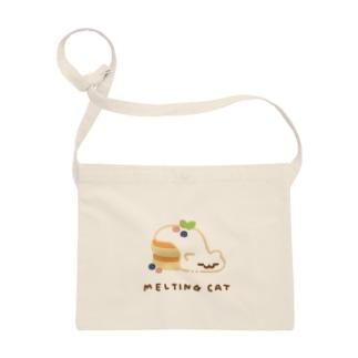 パンケーキ MELTING CAT Sacoches