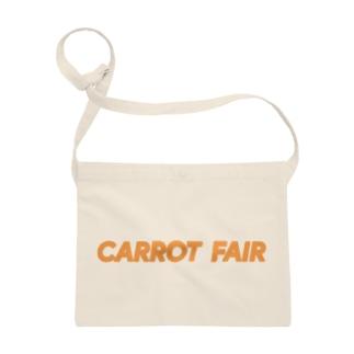 CARROT FAIR シリーズ Sacoches
