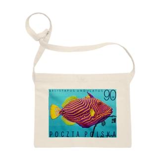 ポーランドの切手:クマドリ Sacoches