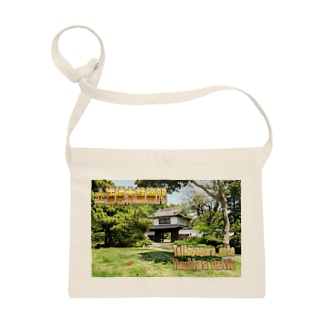 日本の城:土浦城 Japanese castle: Tsuchiura castle★Recommend for white base products only !!  Sacoches