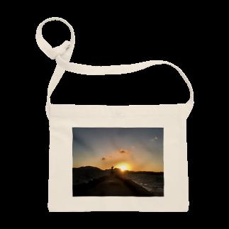 簡易屋さんのあの日の夕陽 Sacoches