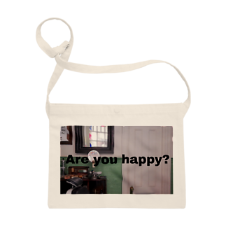 NAGISA 🙂のAre you happy?  Sacoches