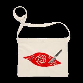 kusege-chanの薔薇でいっぱい Sacoches