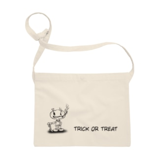 TRICK OR TREAT Sacoche