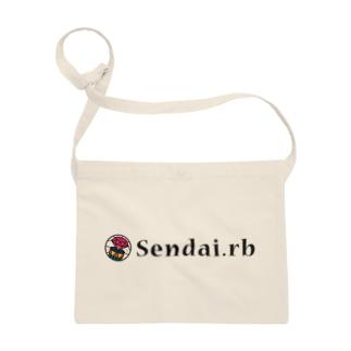 Sendai.rb横ロゴ(薄) Sacoches
