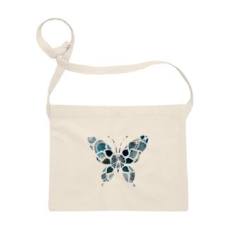 デザイン蝶々 Sacoches