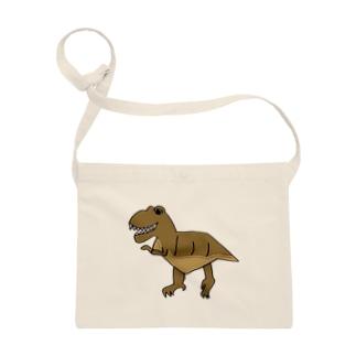 恐竜シリーズ~t.rex~ Sacoches
