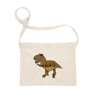 morinonakaの恐竜シリーズ~t.rex~ Sacoches