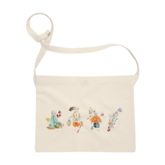 童子鞄 Sacoches