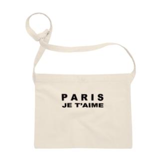 パリが好きすぎて。 Sacoches