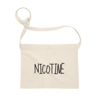 NICOTINE Sacoches