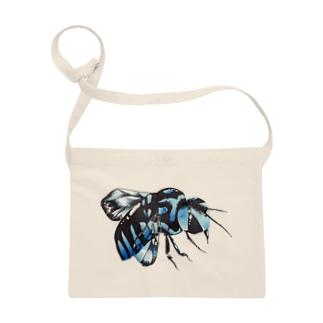 幸せの青い蜂 Sacoches