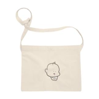しょうがないだろ赤ちゃんなんだから バッグ Sacoches