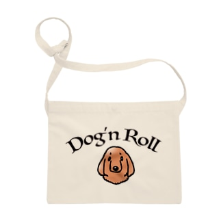 Dog'n Roll レッドダックス Sacoches