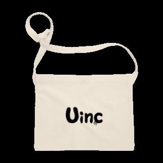 Uinc.のUinc.ロゴデザイン Sacoches