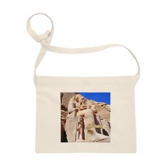 エジプト:アブ・シンベル大神殿 Egypt: Ramesses II of Abu Simbel Sacoches