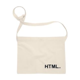 HTML. Sacoches