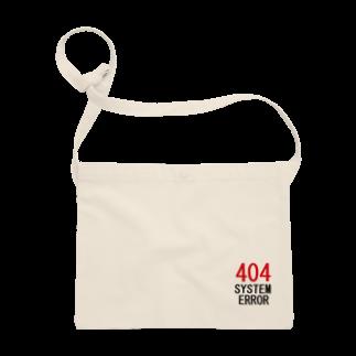 アメリカンベースのシステムエラー 404 Sacoches