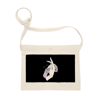 ElkRueのHand Sign_Rabbit Sacoches