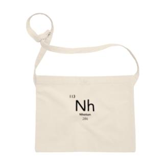 Nh ニホニウム 元素記号 Sacoches