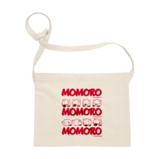 MOMOROS(WHITE) Sacoches