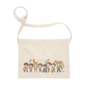 【Rainbow】パレード Sacoches