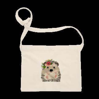 momoko_shopのハリネズミ  Sacoches